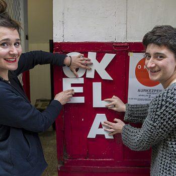 Artistas del proyecto Okela
