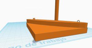 modelo de soporte 3D