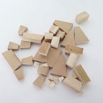piezas de bloques
