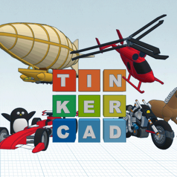 Programa de modelaje 3D Tinkercad