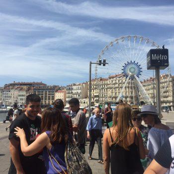 El Puerto Viejo de Marsella.