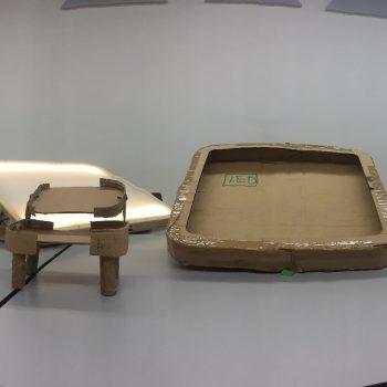 Prototipo de mesa de luz