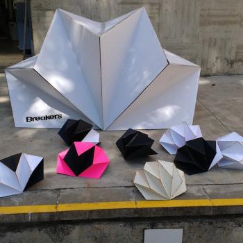 figuras origami terminadas