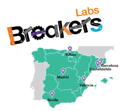 ciudades que ofrecen formación breakerslab