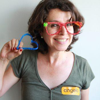 Ángela es miembro del equipo de Tinkerers Fab Lab.