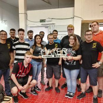 Grupo Breakers Madrid de la edición de verano