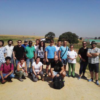 Grupo Breakers Sevilla edición verano