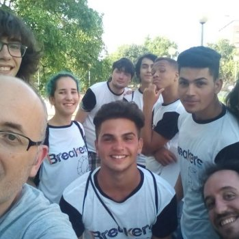 Grupo de Breakers Valencia