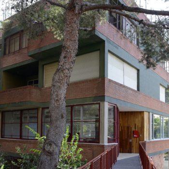 Instalaciones del Ateneu de Fabricació Ciutat Meridiana
