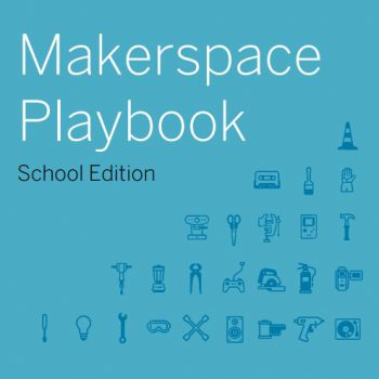 Portada libro Makerspace Playbook