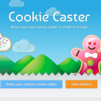 Diseños con Cookie Caster