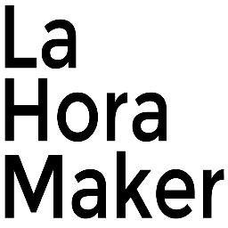 """Logo de """"La hora maker"""""""